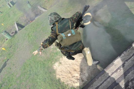 В России легализуют работу частных военных компаний