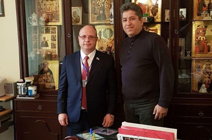 Гаврилов рассказал о положении православных верующих в Иране