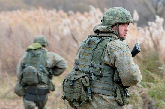 В Госдуме создадут группу по подготовке закона о частных военных компаниях