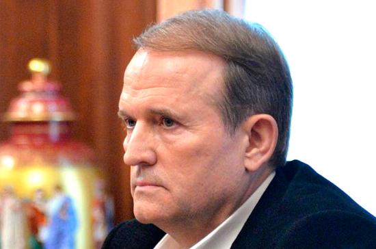 Медведчук: Верховная рада поставила крест на мирном урегулировании в Донбассе