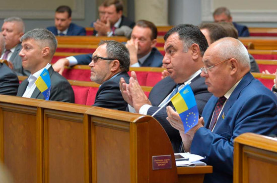 Рада отказалась разрывать договор о дружбе с Россией