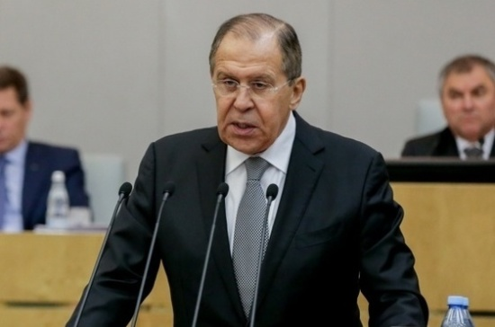 Лавров осудил попытки «интерпретировать» нацизм