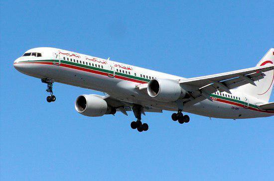 Марокканской компании предложат отказаться от полётов над СССР