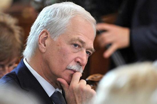 Грызлов: Донбассу нужно готовиться к обороне после принятия закона о реинтеграции