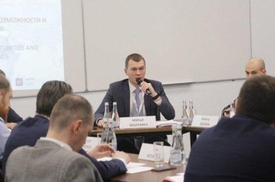 Дегтярев рассказал о мерах по развитию студенческого спорта в России