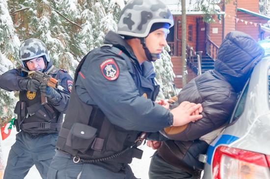 Число зарегистрированных преступлений в Подмосковье снизилось на 4,5% в 2017 году