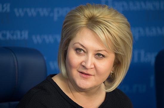 Гумерова рассказала, какой будет выплата на первого ребёнка с 2018 года