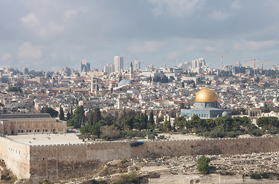 СМИ рассказали, когда США перенесут посольство в Иерусалим