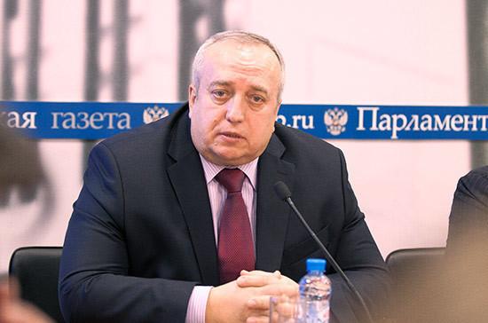 Клинцевич назвал полномасштабной войной реализацию закона о реинтеграции Донбасса