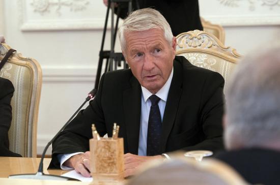 Генсек Совета Европы заявил об обязательствах России по уплате взносов в организацию