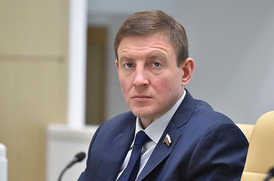 «Единая Россия» проведёт весной ребрендинг, рассказал Турчак