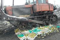 На границе с Белоруссией появились мобильные комплексы для «отлова» санкционной продукции