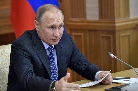 Путин предложил разработать гражданскую версию Ту-160