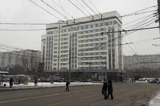 Вполицию сказали оминировании московской прокуратуры