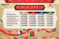 Перекупщиков билетов на матчи ЧМ-2018 накажут штрафами до 1,5 миллионов рублей