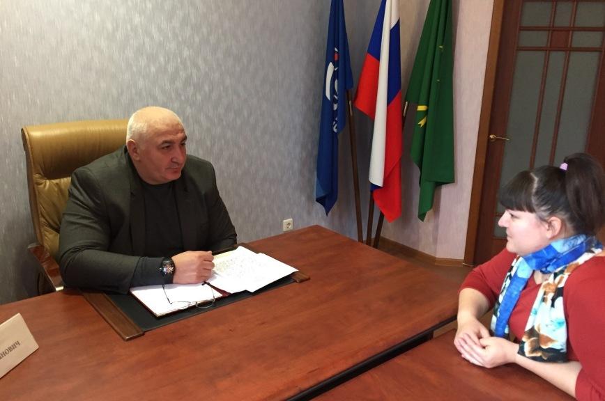 Депутат Хасанов поможет избирательнице с оформлением инвалидности для дочери