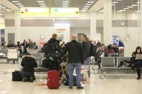 Самолет из России экстренно сел в США из-за неисправности двигателя