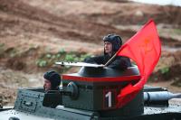 В парке «Патриот» пройдут акции к столетию Красной Армии