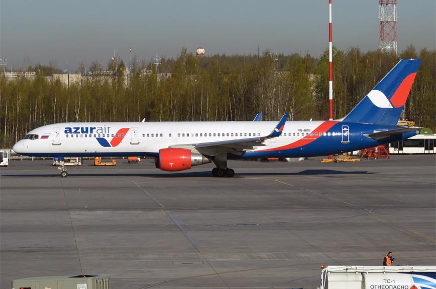 Azur Air может прекратить полёты с 21 марта