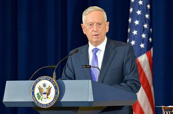 Руководитель Пентагона: уСША нет подтверждений использования войсками Асада зарина