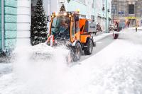 Когда Москву расчистят от снега