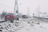 Для уборки снега в Москве вывели военную технику