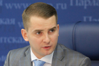 Нилов предложил организовать «парковочные каникулы» из-за снегопада в Москве