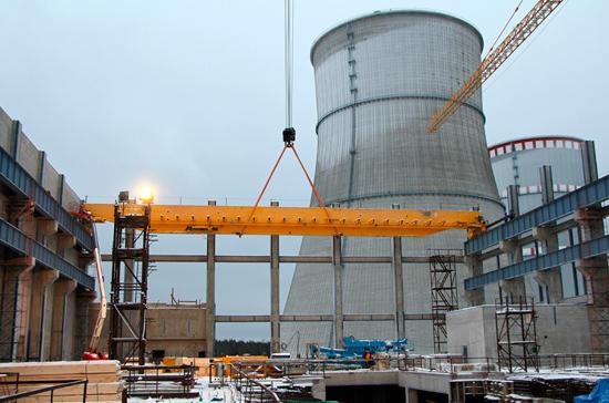 Энергоблок N1 ЛАЭС-2 выведен наминимальный контролируемый уровень мощности