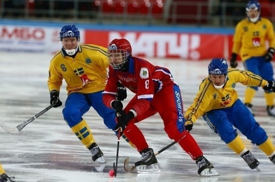 Путин похвалил сборную России по хоккею с мячом за победу на ЧМ