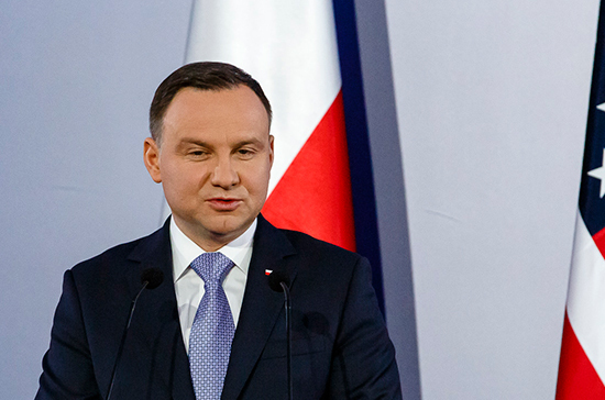 Дуда: Польша не позволит обвинять в холокосте государство и народ