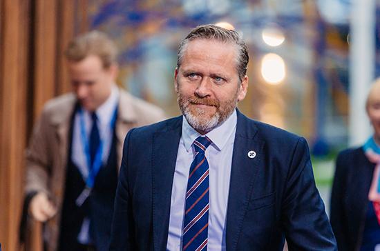 Дания выступила за нормализацию отношений с Россией