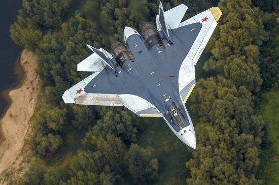 ВКС получат первую эскадрилью Су-57 в 2019 году