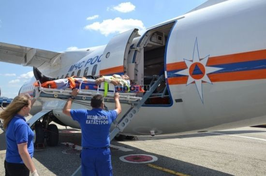 Правила транспортировки санитарной авиацией предложили упорядочить
