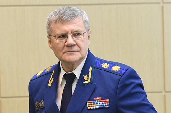 Чайка представил нового прокурора Дагестана