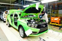 Отечественные автомобили готовят к экспорту