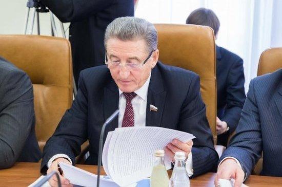Лукин связал рост доходов в регионах с эффективностью экономики России