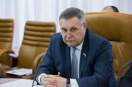 Ракитин стал первым зампредом Комитета Совфеда по обороне и безопасности