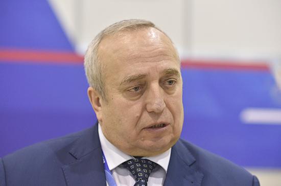 Клинцевич освобождён от должности первого зампреда Комитета Совфеда по обороне