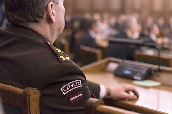 В Латвии создаются спецотряды для борьбы с беспорядками