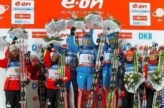 Биатлонистки Зайцева, Романова и Вилухина подадут в суд на Родченкова