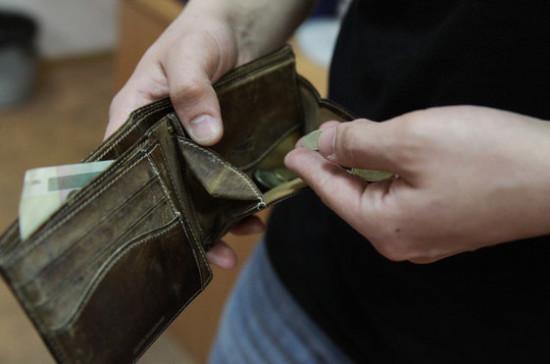 Профсоюзы призывают ввести минимальный потребительский бюджет