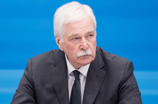 Грызлов: Украина не отказывается от военного сценария в Донбассе