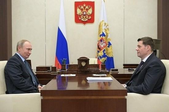Путин уверил, что «Северный поток— 2» будет реализован