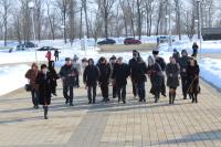 Сенаторы почтили память погибших на Прохоровском поле