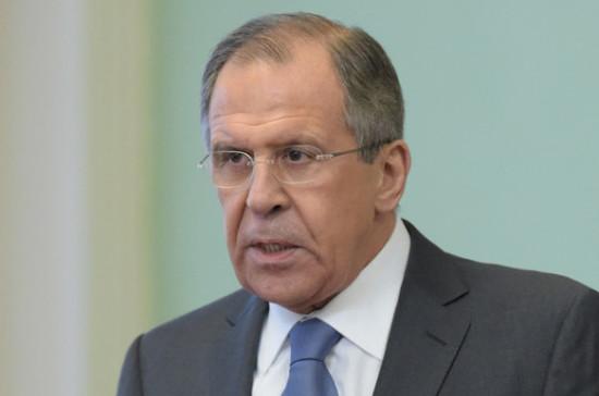Россия не будет менять позицию по отношению к Косову, заявил Лавров