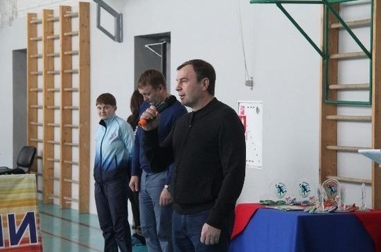 Зубарев проинспектировал реализацию партпроектов «ЕР» в Красноярском крае