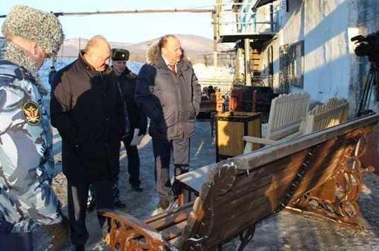 На Камчатке заключённые сделают мобильные жилые модули для ЧС