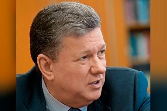 Бушмин: межпарламентский форум «Россия — Таджикистан» пройдёт в октябре