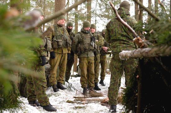 В Литве проходят масштабные «противогибридные» учения