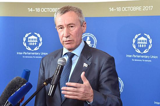 Климов: угроза суверенитету России исходит не только из США
